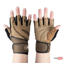 Professional Anti-Skid Fitness Half-Fingered Gym Gloves