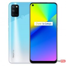 Realme 7i -(8GB RAM/ 128 GB Memory) Snapdragon Processor/ 5000 mAh Battery Capacity