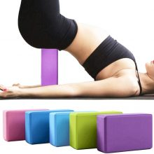 Yoga Blocks for Balance Exercise, Pilates, Workout, Fitness & Gym (1Pc)