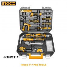 Ingco 117 Pcs Tools Set – HKTHP21171