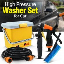 Car Washer – High Pressure Portable Car Washer