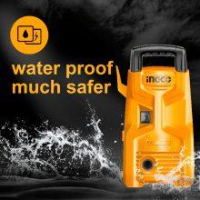 Ingco 1200 Watt High Pressure Washer HPWR12008