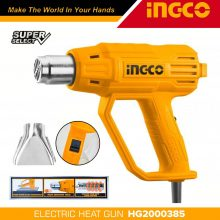 INGCO Heat gun 2000W HG2000385 With 1pcs nozzles